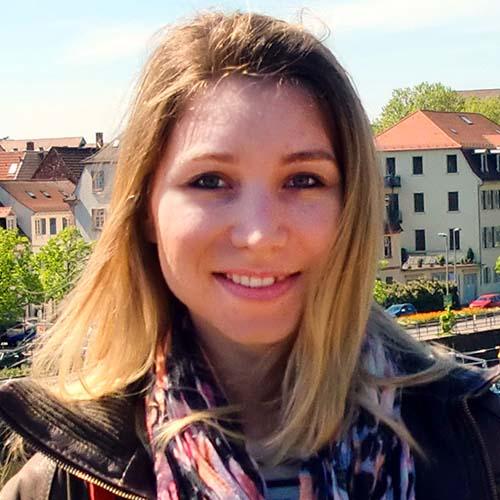 Portrait von Sonja Erhardt