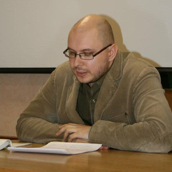 Portrait von Anatolij Korchinskij