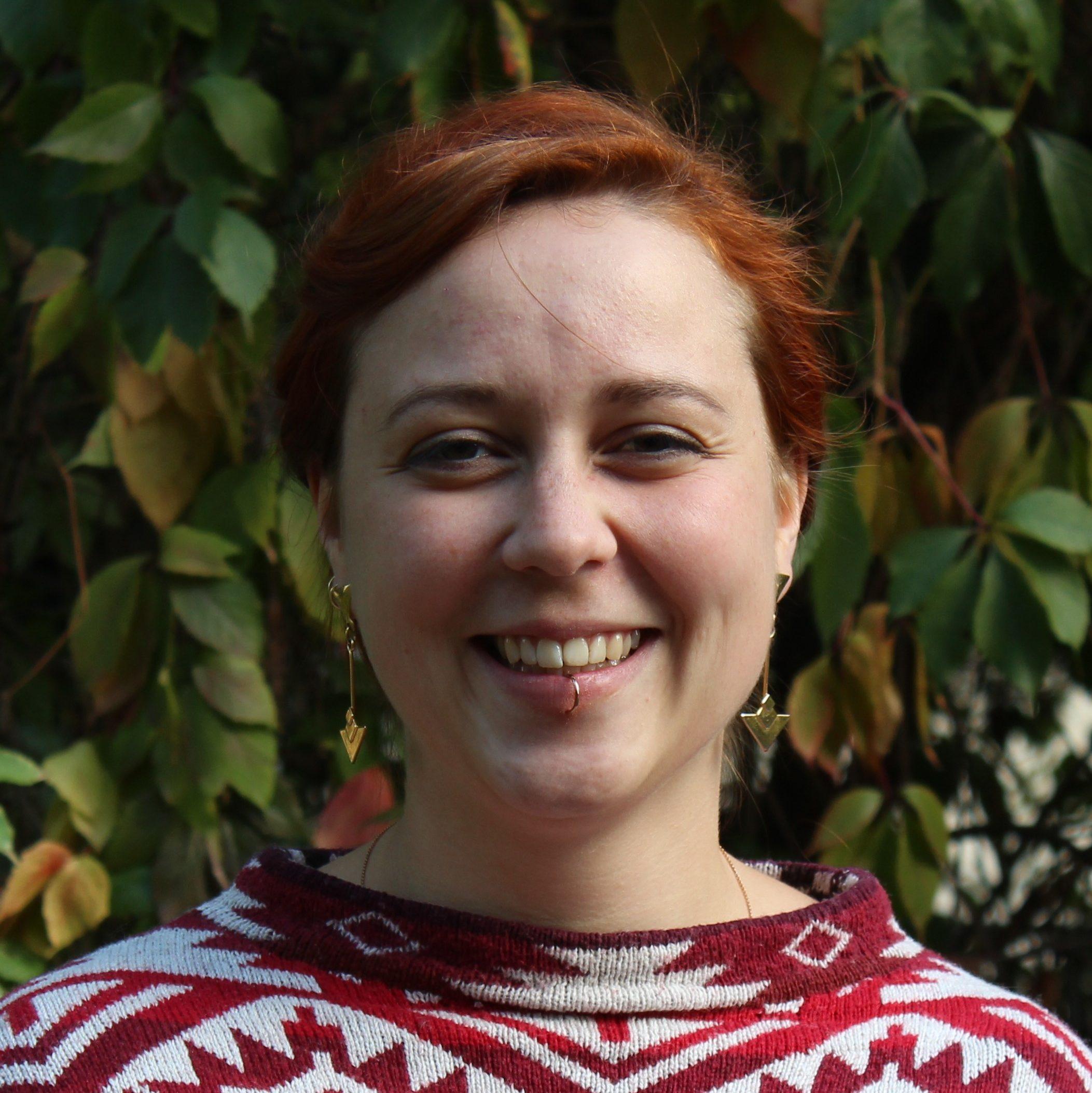 Portrait von Anna Sator
