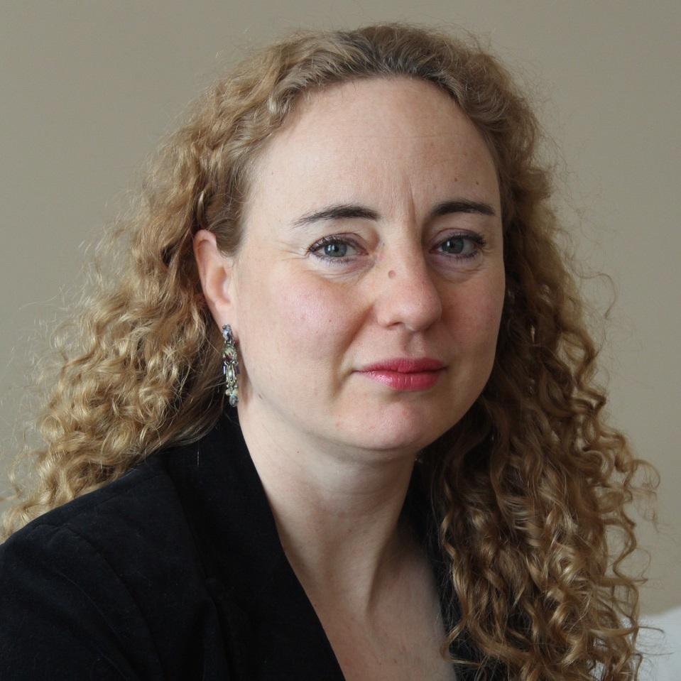 Portrait von Charlotte Krauß