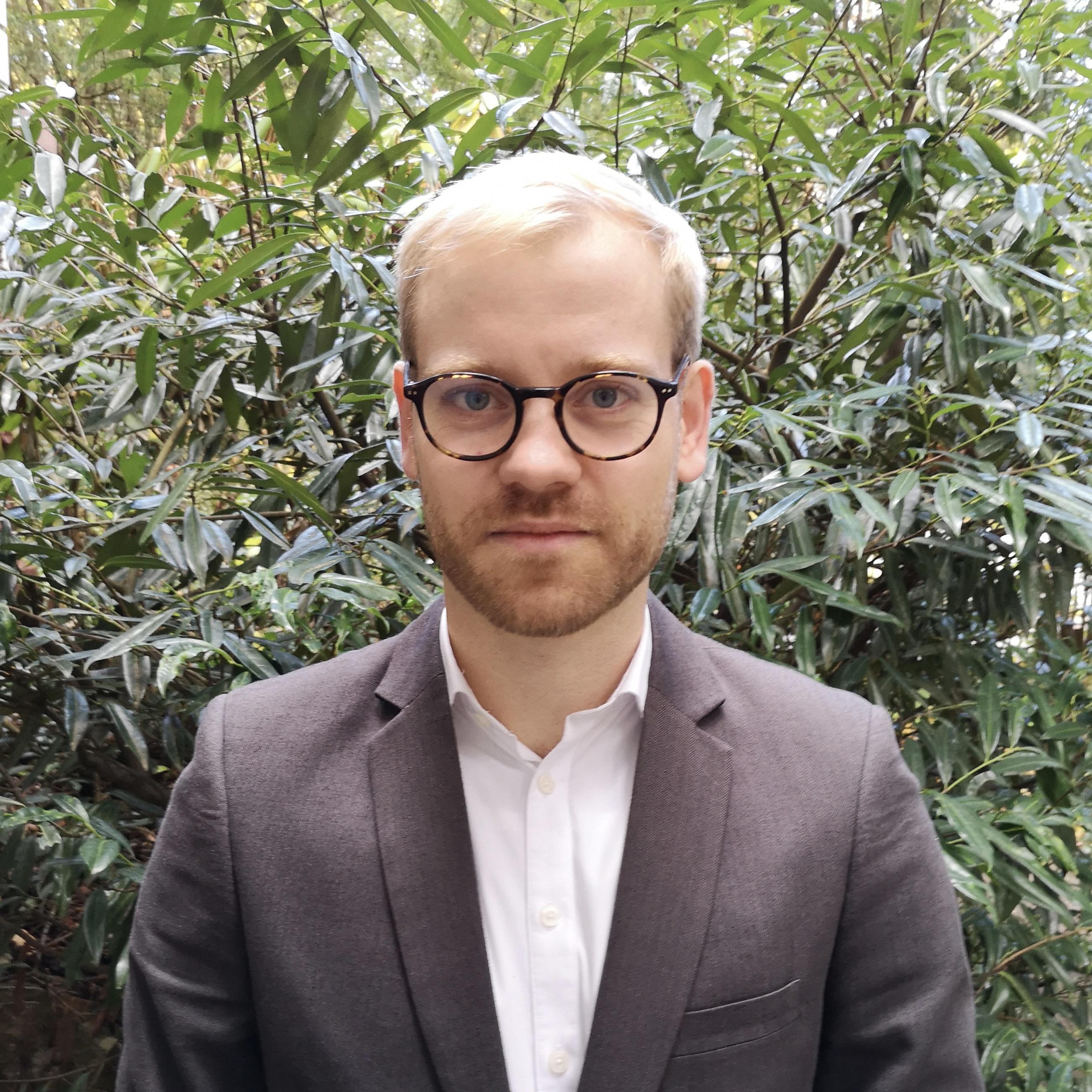 Portrait von Kempf