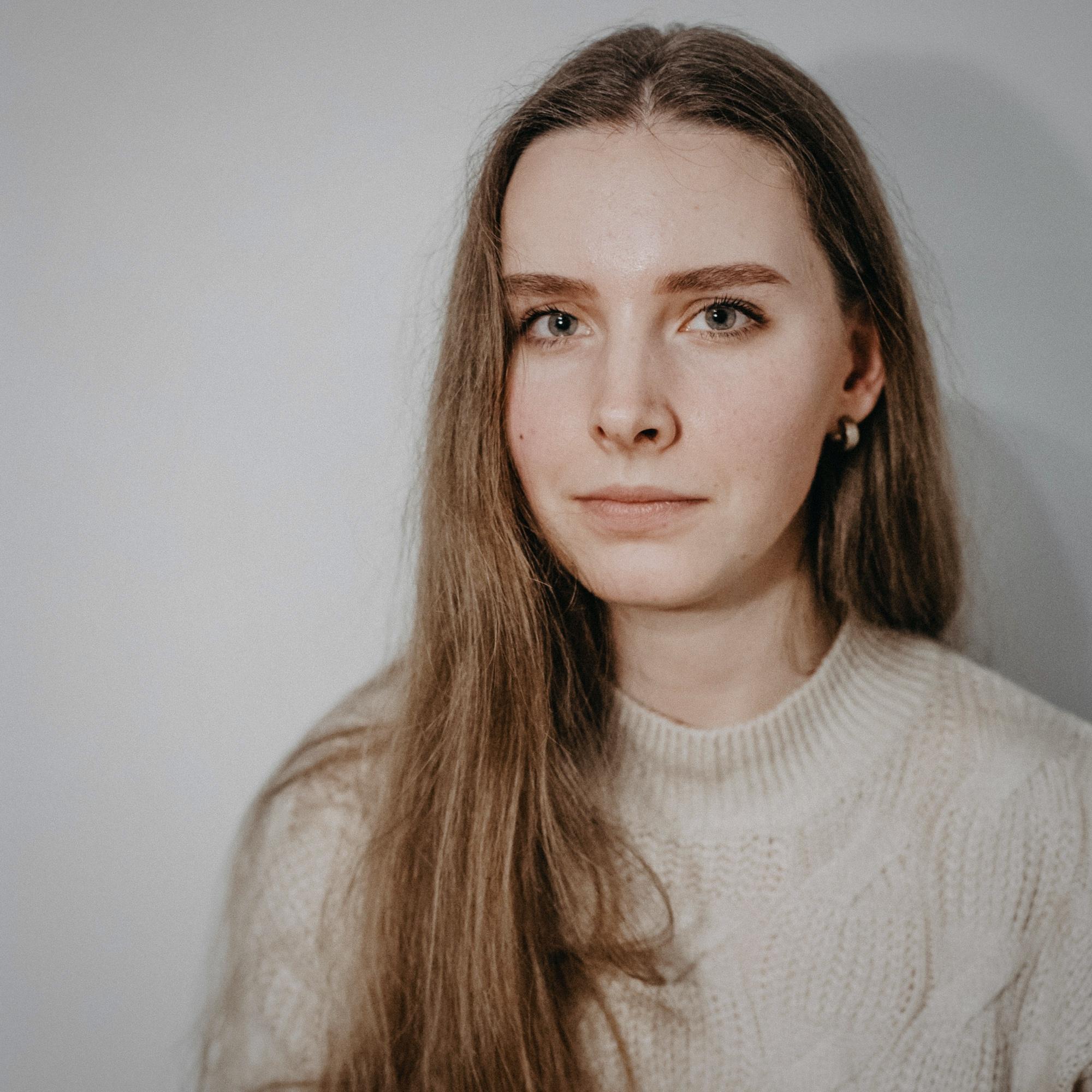 Portrait von Evmenova